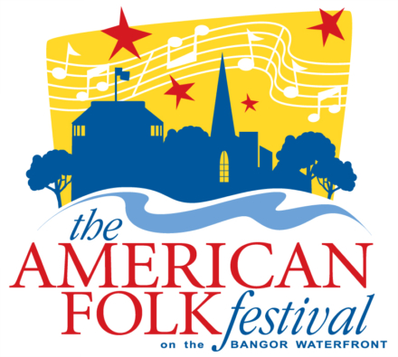 The American Folk Festival Logos