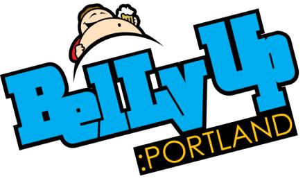 BellyUp: Portland Logo