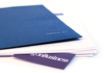 Oregon Business Collateral