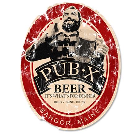 Pub X Logo