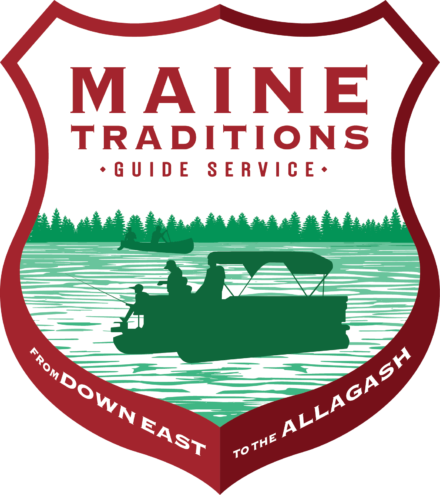 Maine Traditions Guide Service Logo