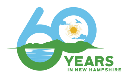 New Hampshire 60th Anniversary Logo
